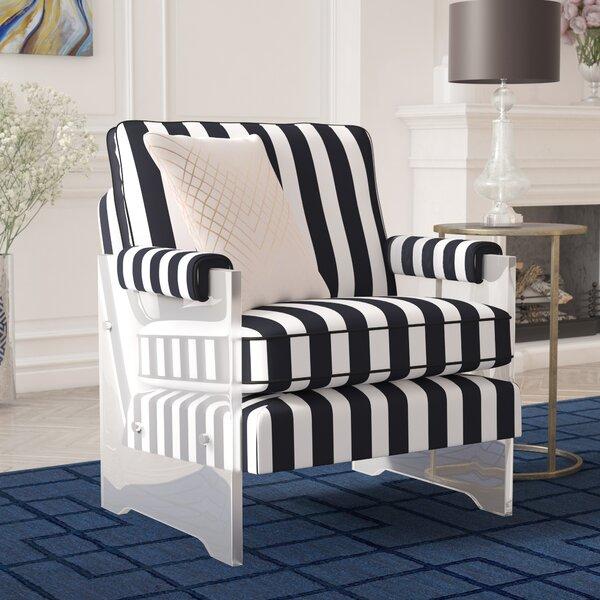 Hallberg Armchair by Everly Quinn