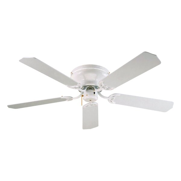 52 Royal Knight Hugger 5-Blade Ceiling Fan by Royal Pacific