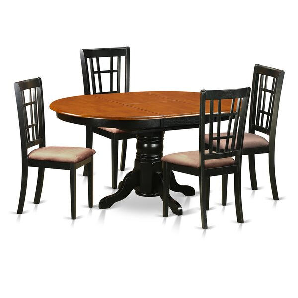 5 Piece Dining Set By East West Furniture Looking for