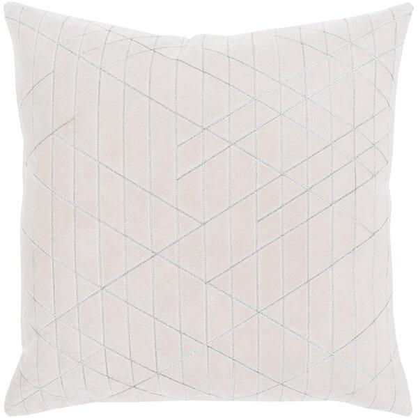 Regan Cotton Throw Pillow by Surya