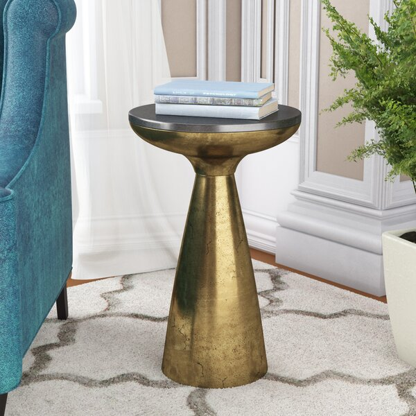 Hessle End Table by Willa Arlo Interiors