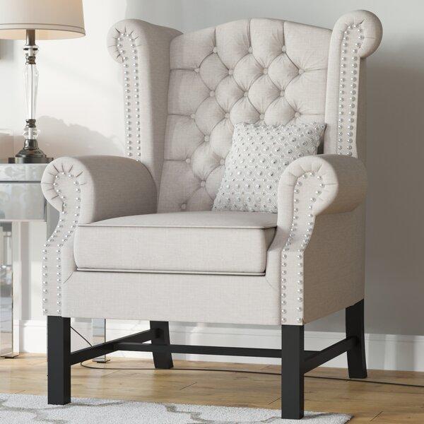 Sabion Wingback Chair