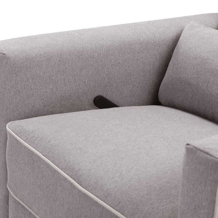 Surprising Piper Reclining Glider Machost Co Dining Chair Design Ideas Machostcouk
