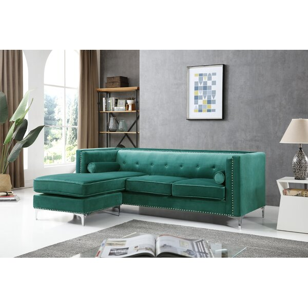 Bevier Reversible Sectional By Mercer41
