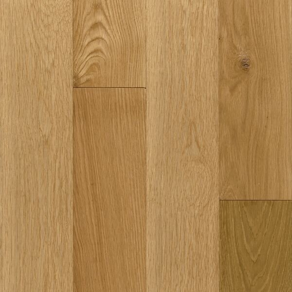 American Scrape 5 Solid Oak Hardwood Flooring in Natural by Armstrong Flooring
