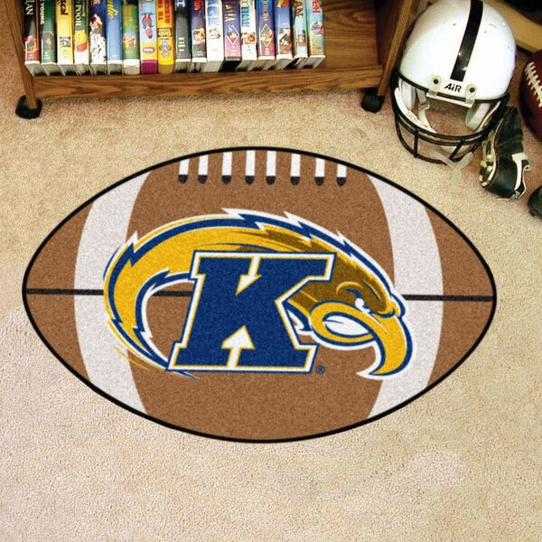 NCAA Kent State University Football Doormat by FANMATS