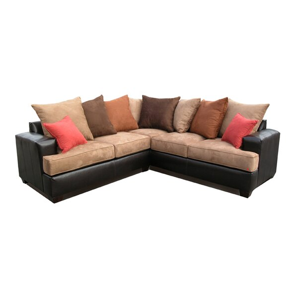 Newtownabbey Symmetrical Sectional By Ivy Bronx