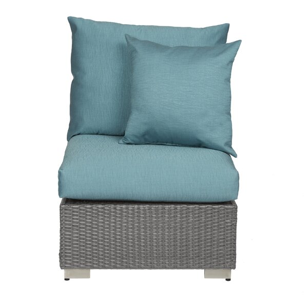 Mcmanis Outdoor Patio Chair with Cushions by Ivy Bronx