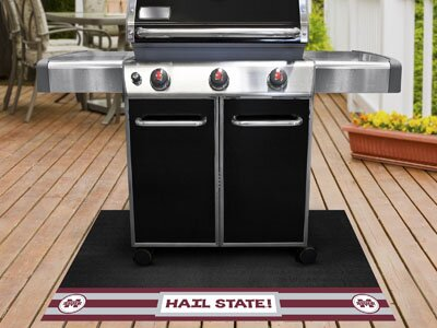 NCAA Mississippi State Southern Grill Mat by FANMATS