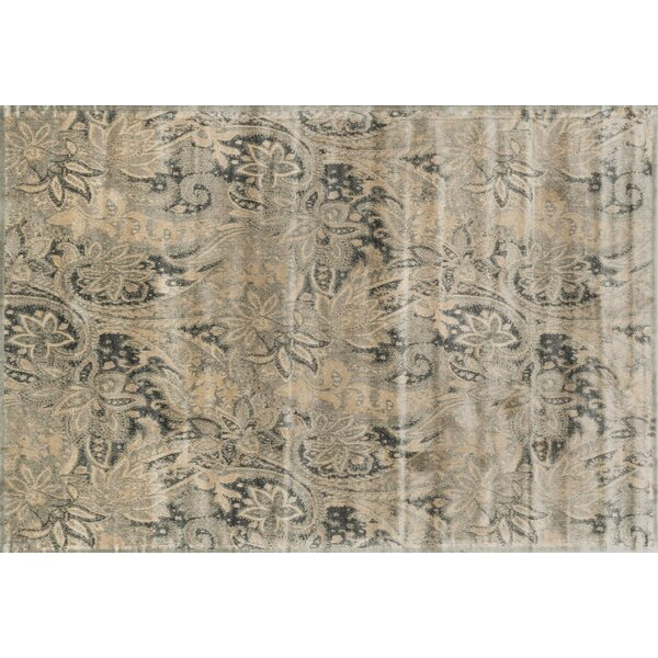 Keever Ivory Area Rug by Alcott Hill