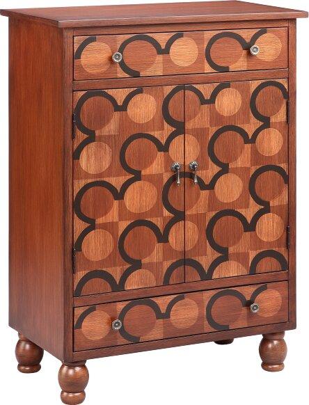Turner Cabinet 2 Door Accent Cabinet by Stein World