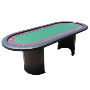 Reviews 96 Texas Hold'em Casino Poker Table ByIDS Online Corp