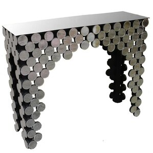 Nichols Hills Console Table by Bloomsbury Market