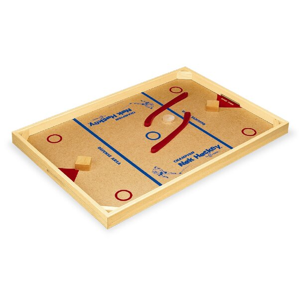 Champion Nok-Hockey Game Board by Carrom