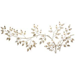 Metal Leaf Wall Decor metal wall art - wall décor | wayfair