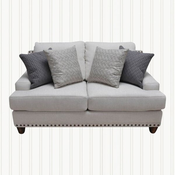 Special Recommended Oconee Loveseat by Three Posts by Three Posts