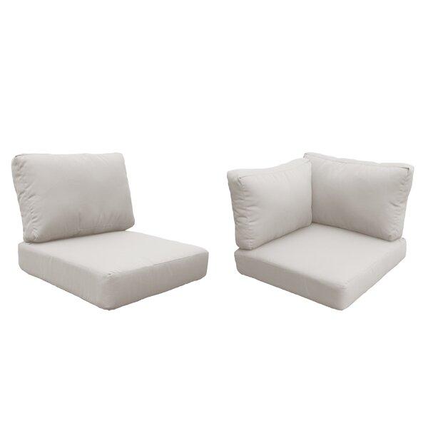 12 Piece Indoor/Outdoor Cushion Set by Sol 72 Outdoor Sol 72 Outdoor