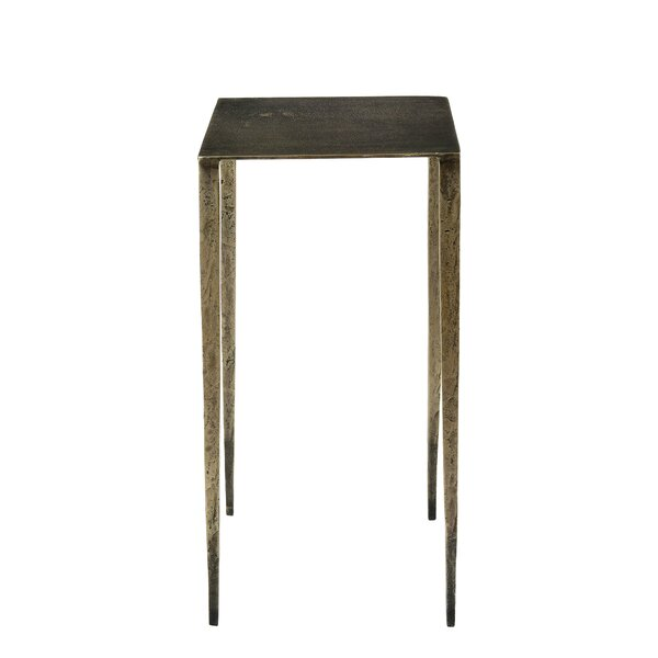 Corine End Table by Williston Forge