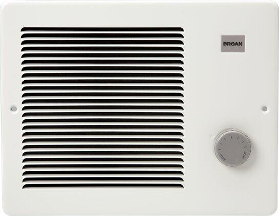 500 Watt Wall Insert Electric Forced Air Heater by Broan