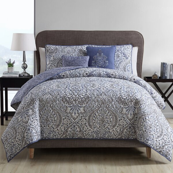 Middleburg Reversible Duvet Set by Alcott Hill