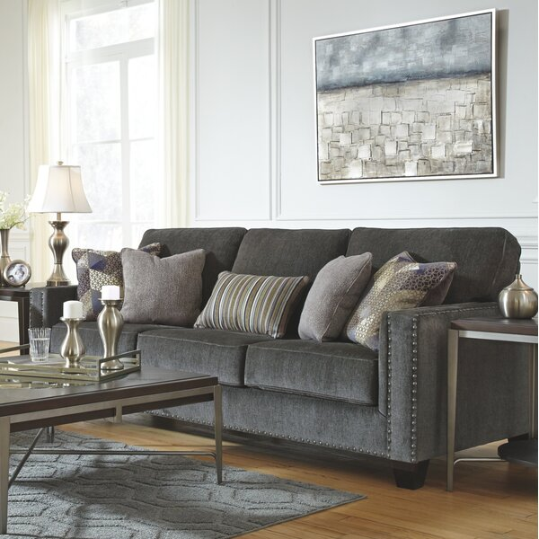 Lundys Sofa Bed by Rosdorf Park