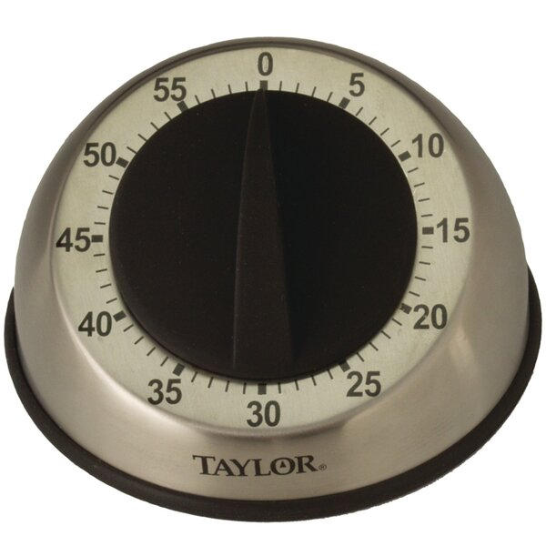 Easy Grip Mechanical Timer by Taylor