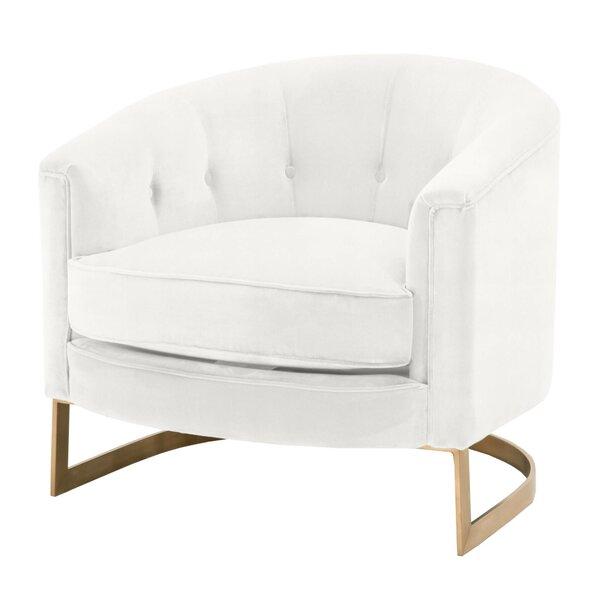 Statesboro Barrel Chair by Everly Quinn
