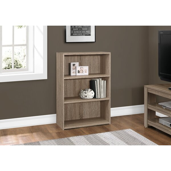 Blue Hill Standard Bookcase By Ebern Designs