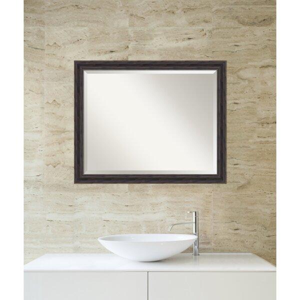 Narrow Bathroom/Vanity Mirror by Loon Peak