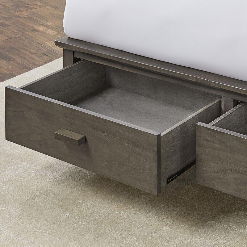 Mash Studios Lax Storage Platform Bed Amazing Mash With