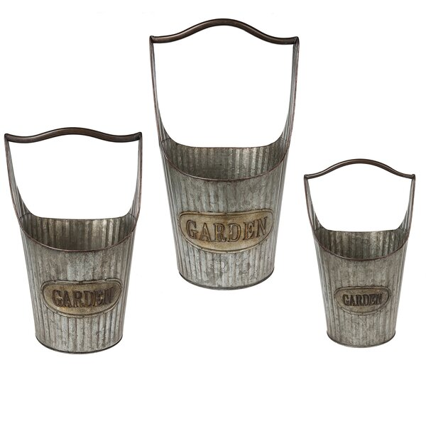 Garden Classic 3 Piece Pot Planter Set by CBK