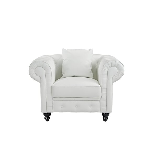 Johson Chesterfield Chair by House of Hampton