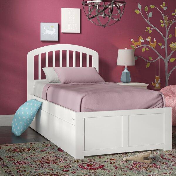 Wasilewski Platform Bed With Trundle By Viv + Rae 2019 Sale