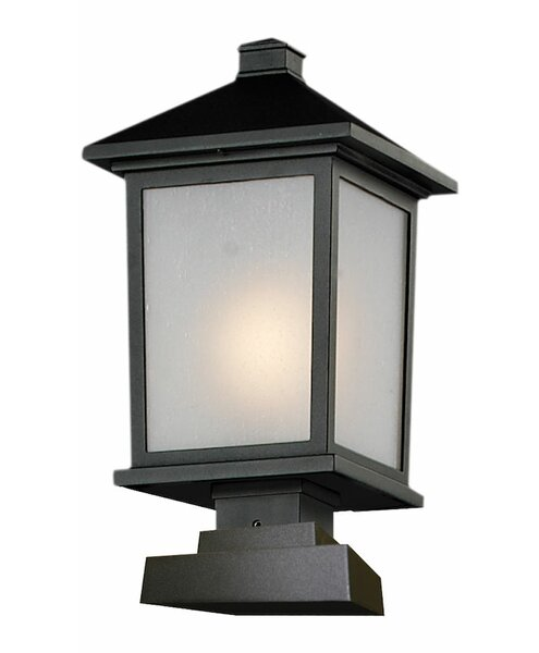 Stevens 1-Light Post Light by Andover Mills
