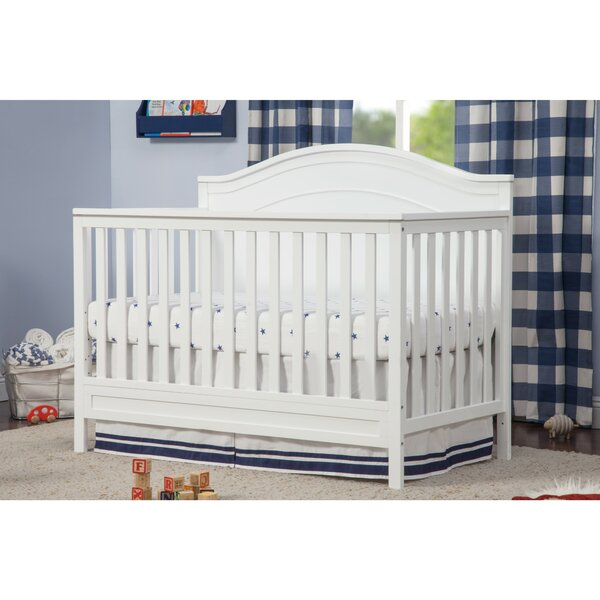 Charlie 4 In 1 Convertible Crib By Davinci.