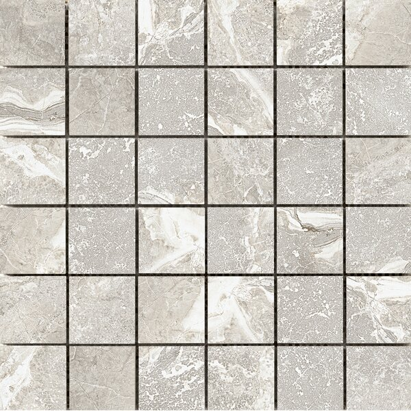 Vienna 2 x 2 Porcelain Mosaic Tile in Hayden by Emser Tile