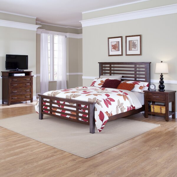 Thoman Platform Configurable Bedroom Set by Charlton Home