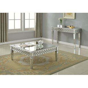 Read Reviews 2 Piece Coffee Table Set ByBestMasterFurniture