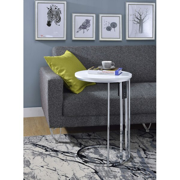 Hemmer End Table by Latitude Run