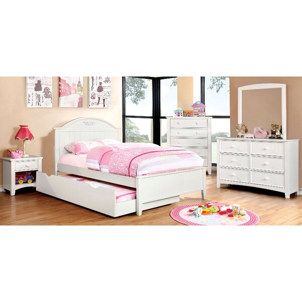 Salerno Platform Bed by Harriet Bee