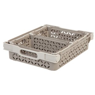 Inexpensive Decorative Basket Combination (Set of 3) By IRIS USA, Inc.