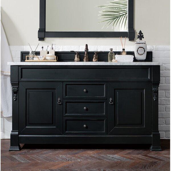 Bedrock 60 Single Bathroom Vanity Set by Darby Home Co