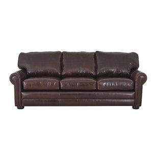 Fenway Studio Leather Sofa