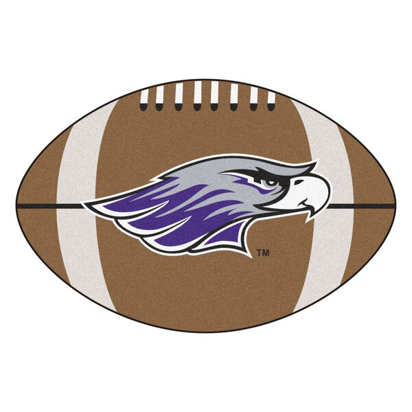 NCAA University Of Wisconsin-Whitewater Football Mat by FANMATS