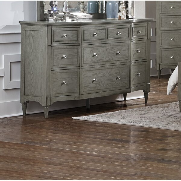 Sizemore 9 Drawer Dresser by One Allium Way