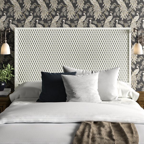 Mélanie Panel Headboard by Ivy Bronx