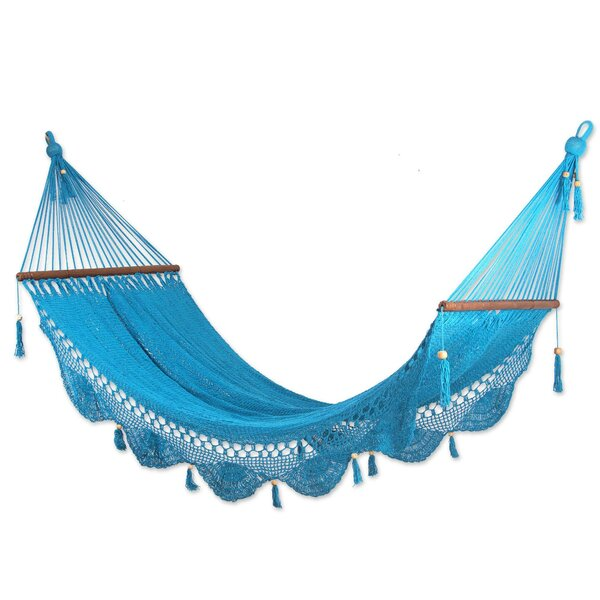 Mccomas Coco Beach Cotton Tree Hammock by Bloomsbury Market