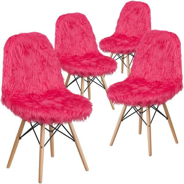 Korman Side Chair (Set of 4) by Bungalow Rose
