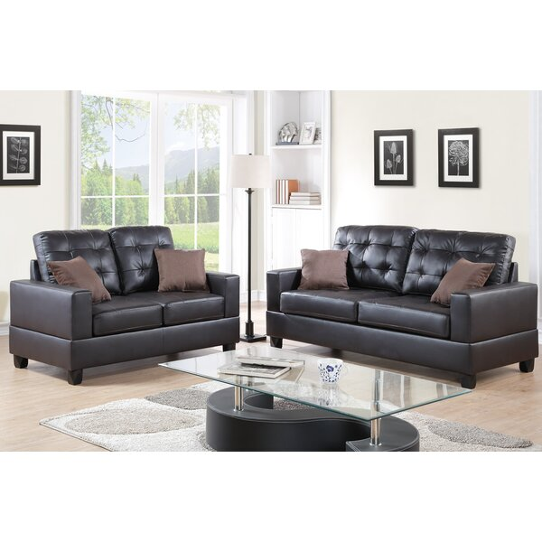 Cheyne 2 Piece Living Room Set by Zipcode Design
