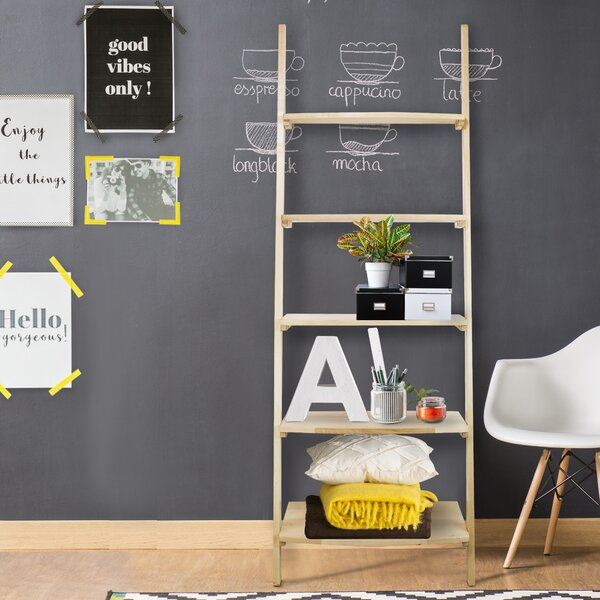 Leaning Ladder Bookcase by American Trails